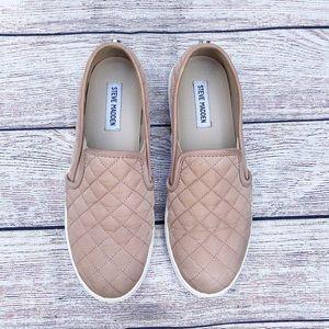 Steve Madden | Ecentrcq Sneaker | Blush | Size 9
